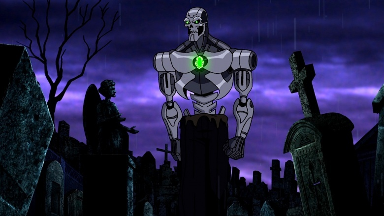 metallo superman dc