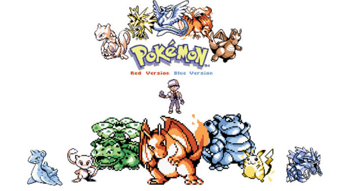 pokemon red blue