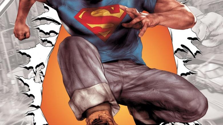 superman moderno