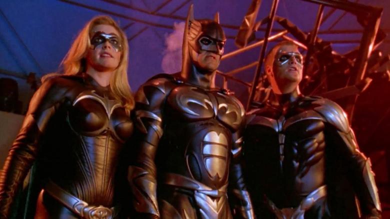 Batman e Robin Batgirl