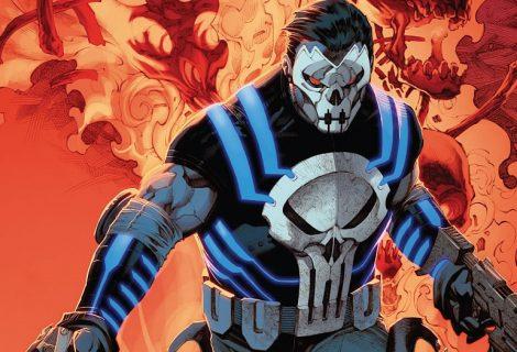Justiceiro volta repaginado em nova série da Marvel