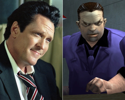 Michael Madsen Grand Theft Auto 3