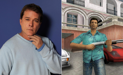Ray Liotta Grand Theft Auto Vice City