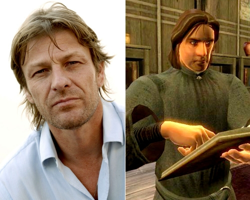 Sean Bean The Elder Scrolls IV Oblivion