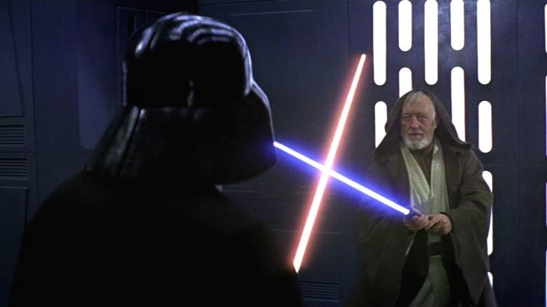 Star Wars Darth Vader Obi-Wan Kenobi