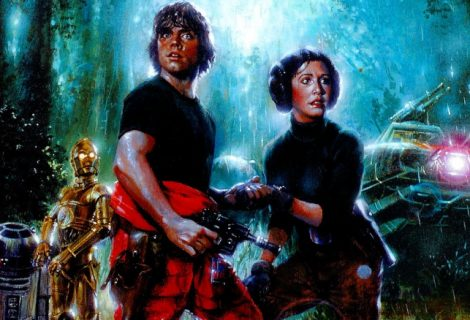 """Star Wars Episódio V: """"Splinter of the Mind's Eye"""" - O Filme que Nunca Existiu"""