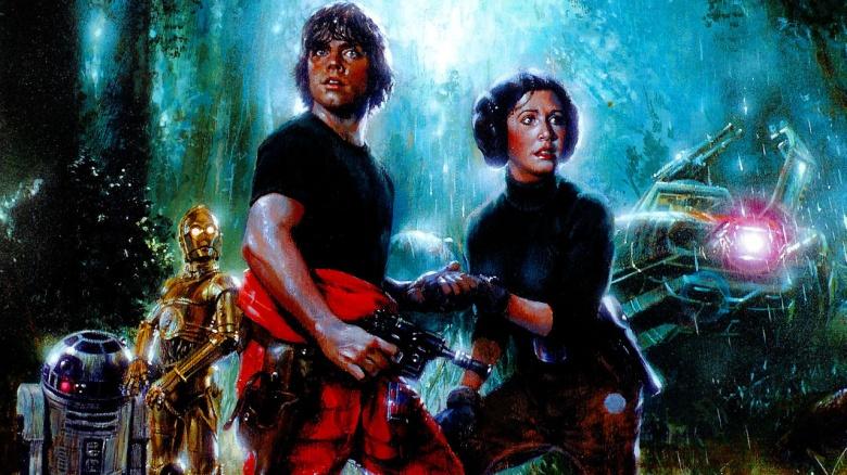 """Star Wars Episódio V: """"Splinter of the Mind's Eye"""" – O Filme que Nunca Existiu"""