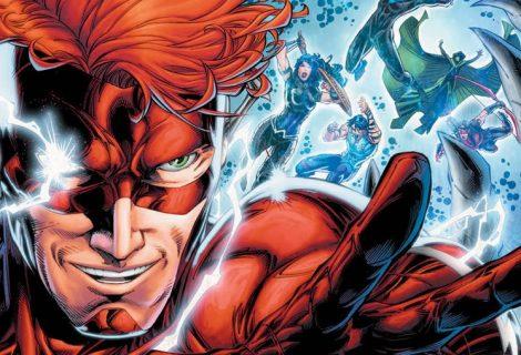 Wally West retorna às publicações da DC Comics