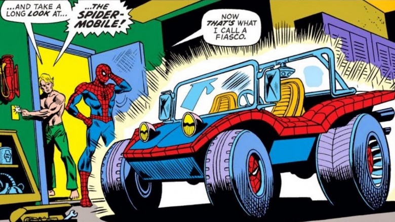 homem-aranha 4