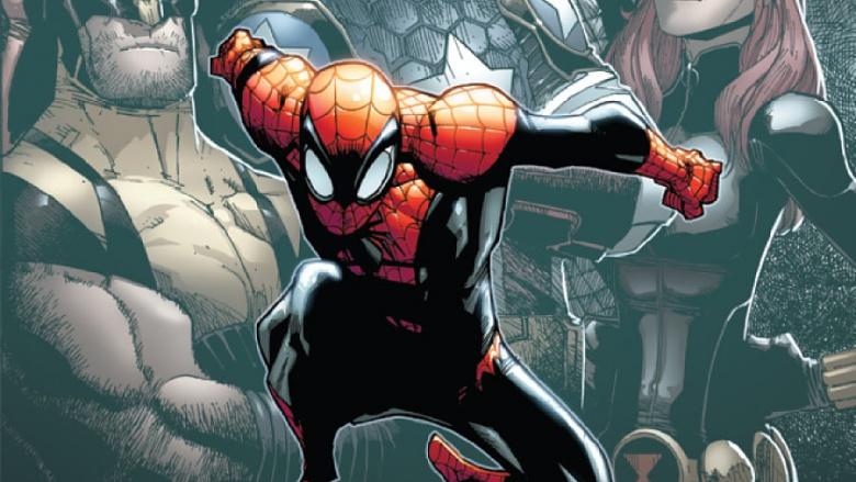 homem-aranha 6 superior