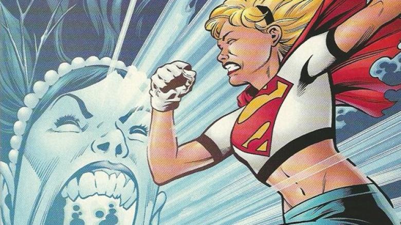 supergirl linda danvers