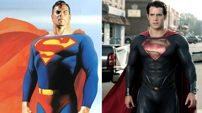superman homem de aço
