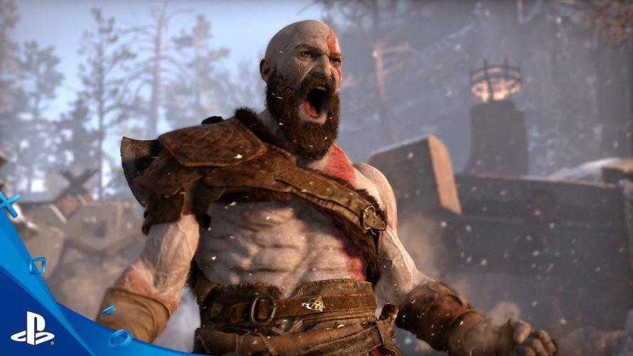 Novo trailer de God of War mostra Kratos na mitologia nórdica; assista