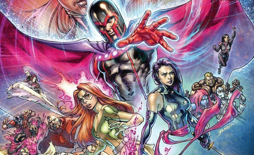 X-Men será destaque em nova revista derivada de Guerra Civil 2