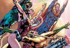 DC Comics cancela revista da Liga da Justiça da América