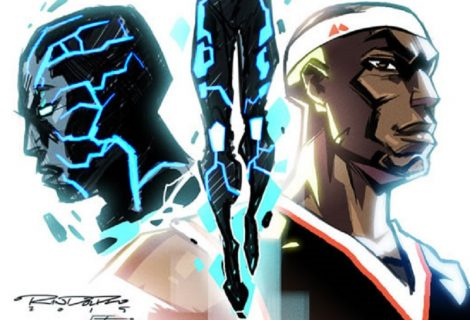 Novo Inumano da Marvel será um atleta que se transforma em energia parasita