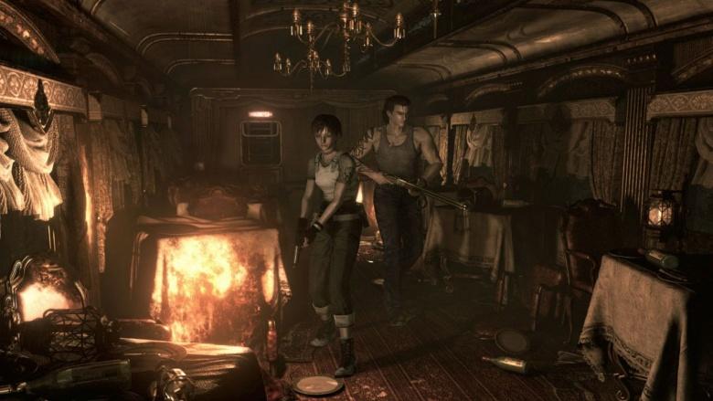 Resident Evil zero 0
