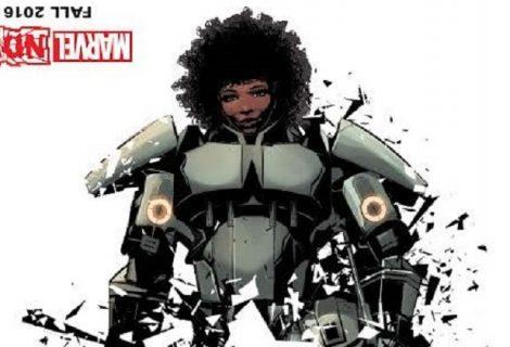 Uma mulher será a nova Máquina de Combate nos quadrinhos