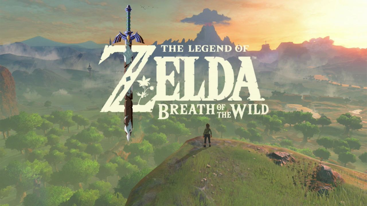 Resultado de imagem para The Legend of Zelda: Breath of the Wild