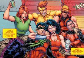 Antiga formação dos Novos Titãs está de volta aos quadrinhos
