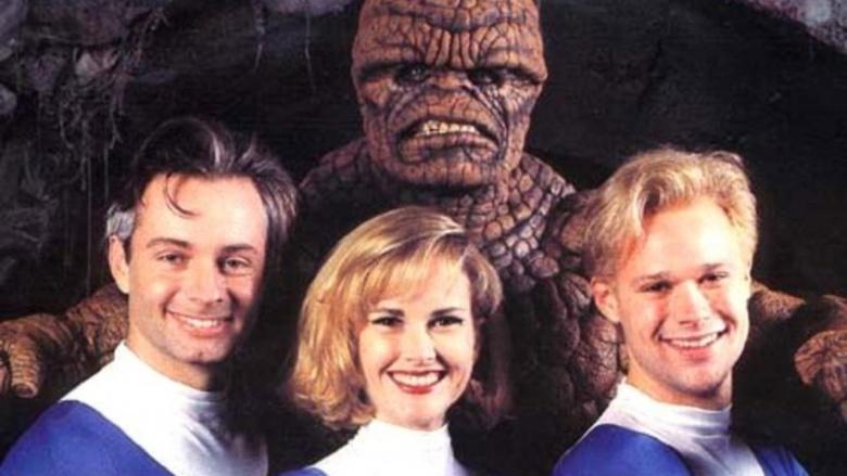 quarteto fantástico 1994