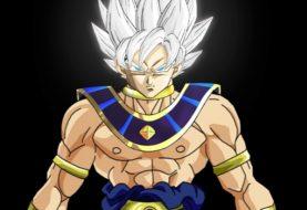 Vaza Primeira Imagem de Goku Black!