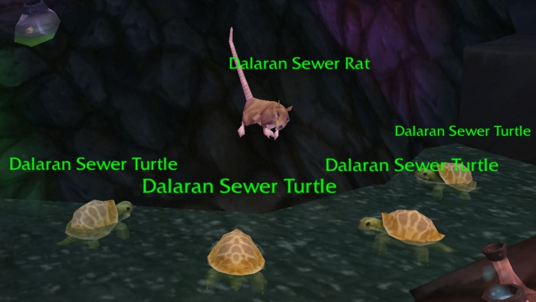 tartarugas ninja wow