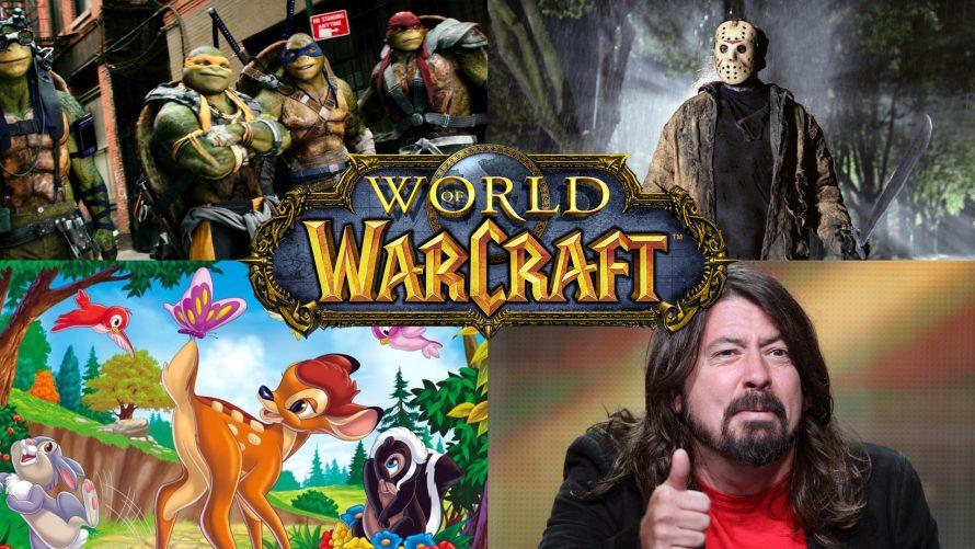 7 Melhores Easter Eggs do World of Warcraft