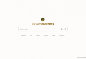 Mais famoso em torrents, site KickassTorrents sai do ar e fundador é detido