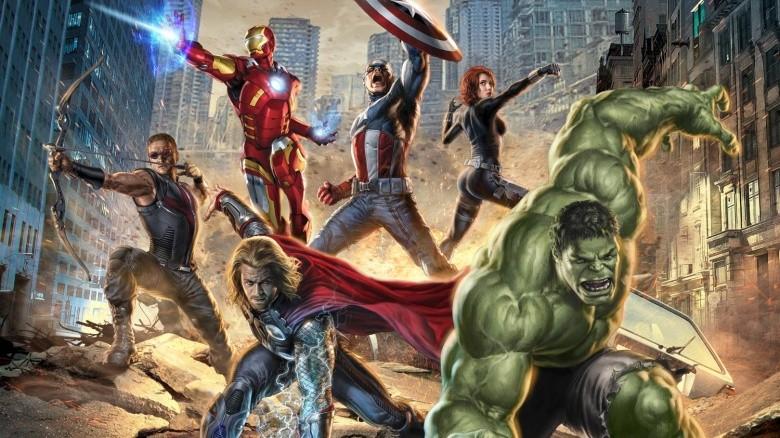 Quais as diferenças entre os Vingadores dos filmes e dos quadrinhos?