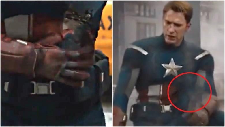 capitão américa vingadores filme