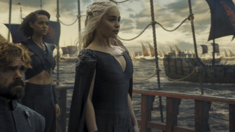 daenerys targaryen tyrion lannister got