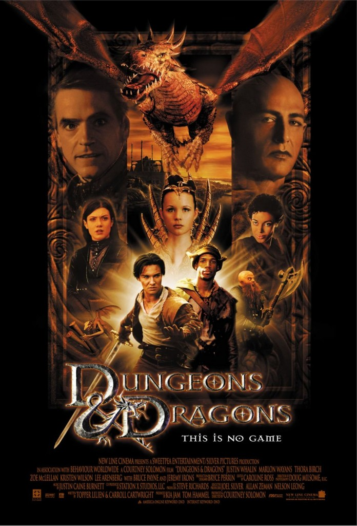 dungeons dragons filme