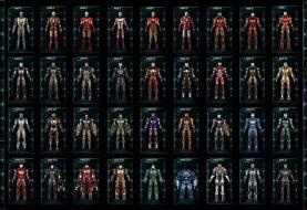 Em vídeo, Marvel mostra todas as armaduras do Homem de Ferro em 53 anos