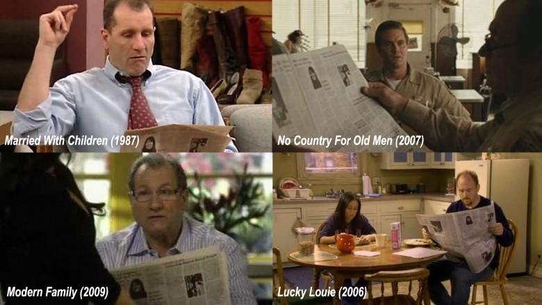 jornal família moderna onde os fracos não têm vez uma bela família