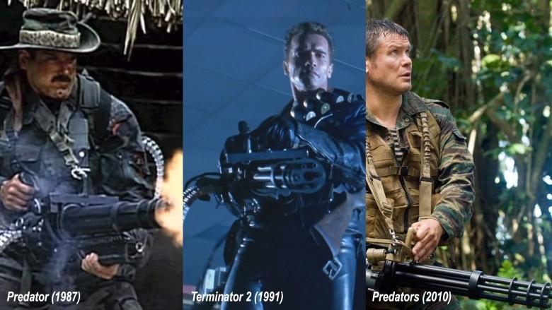 m134 predador exterminador do futuro