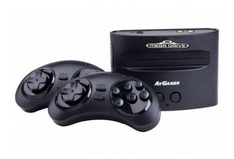 Sega relança o clássico Mega Drive em duas versões