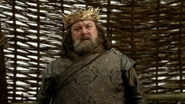 robert baratheon got