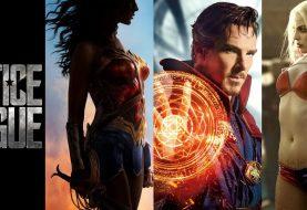 Trailers divulgados no fim de semana roubam a atenção na web; assista