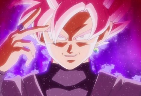 Dragon Ball Super: o Super Saiyajin Rosa aparece! EP. 56. Review