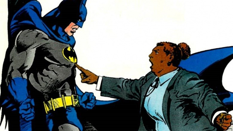 amanda waller batman dc quadrinhos