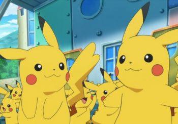 Como o Pikachu mudou ao longo do tempo?