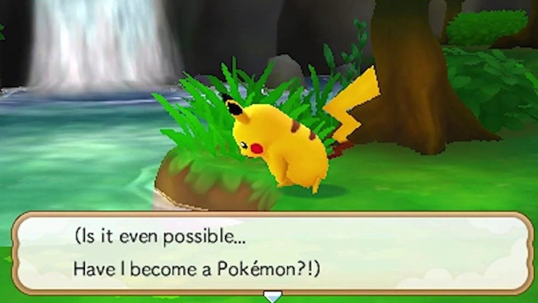 pikachu pokemon mystery dungeon
