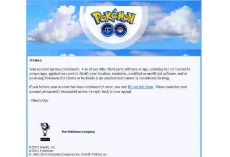 Niantic começa a banir os jogadores trapaceiros de Pokémon Go