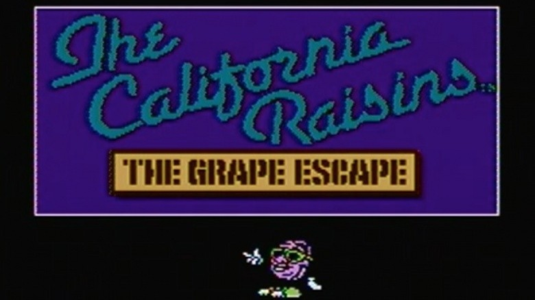 The California Raisins The Grape Escape
