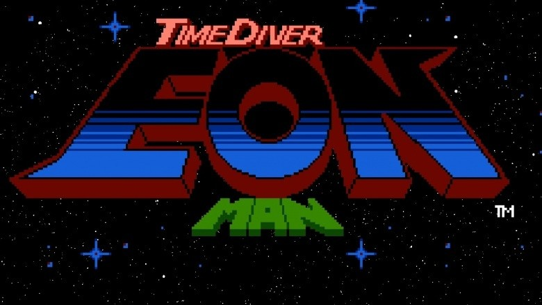 Time Diver Eon Man