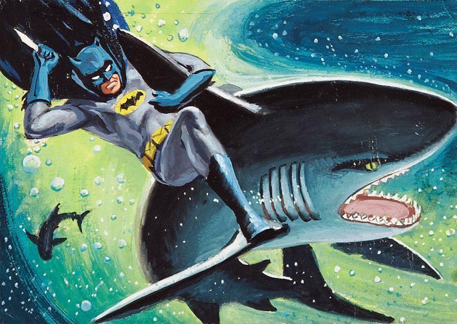 As 12 histórias mais insanas do Batman