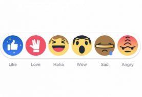 Facebook homenageia Star Trek com novos botões de reação