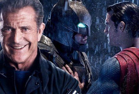 Mel Gibson critica Batman vs Superman e filmes de super-herói