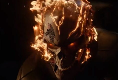Veja a transformação do Motoqueiro Fantasma em Agentes da S.H.I.E.L.D.